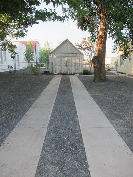 Martha driveway