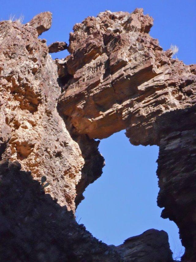 sam big bend rock formation
