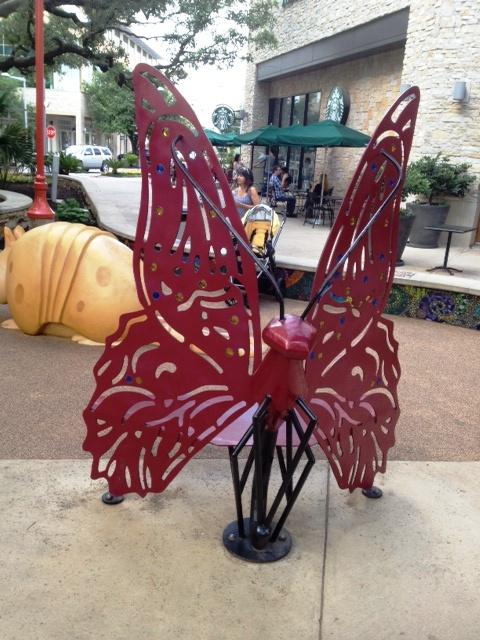 steve butterfly