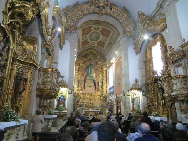 lynn portugal, igreja de S. Francisco in Braga