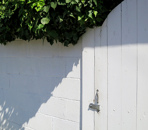martha gate lock