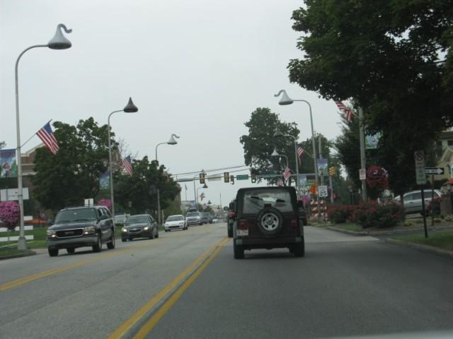 nan hershey street lights