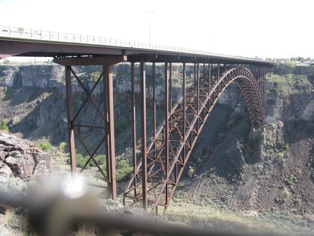 Nan bridge U