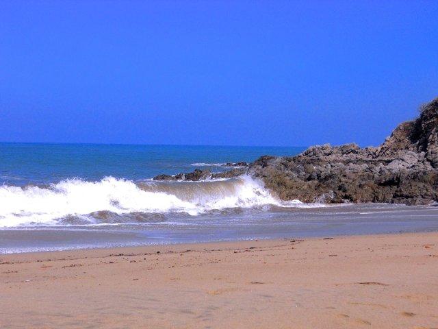 sam waves breaking pv U
