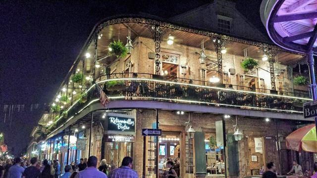 Eloy Mula French Quarter