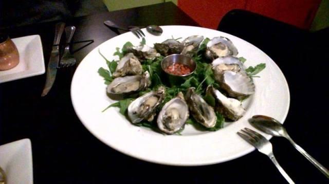 milo oysters U