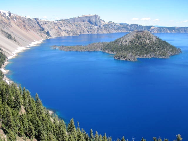 meri crater-lake