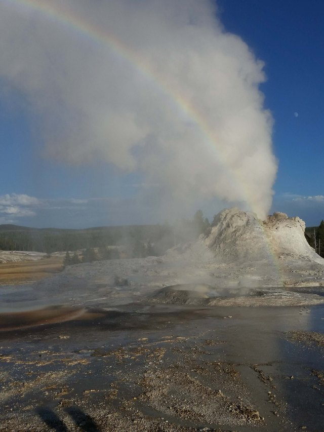 John Yellowstone Park