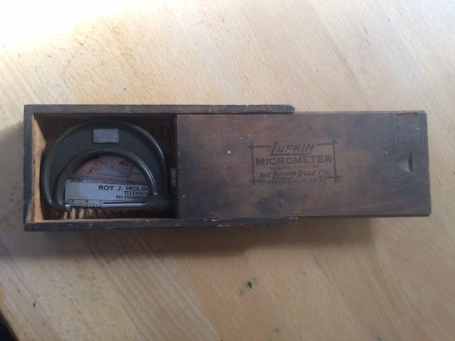 sam micrometer u