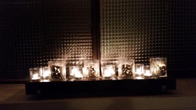 candles jesse