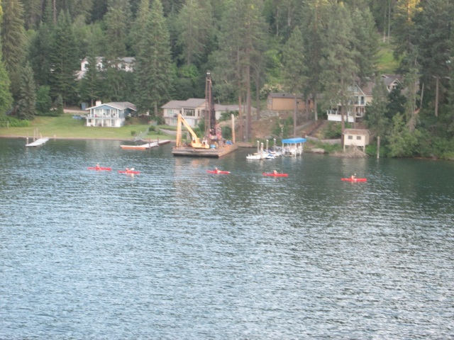 CDA kayaks u