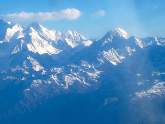 Meri Mt Everest