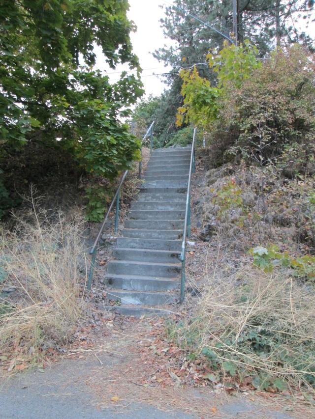 stairs u